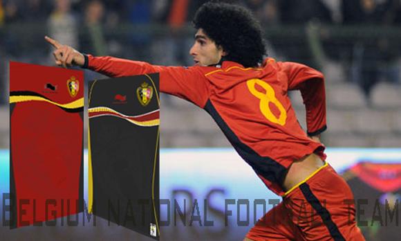 ベルギー代表12-13OP