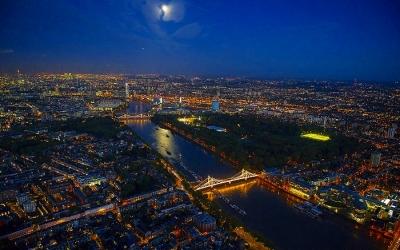 london 夜景