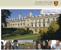 Clare college cambridge bucksmore isis