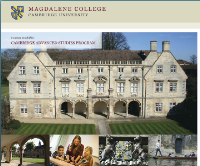 Magdalene college Cambridge bucksmore isis