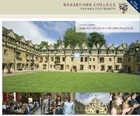 Brasenose College oxford bucksmore isis