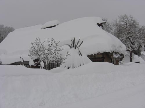 2月9日雪下ろし