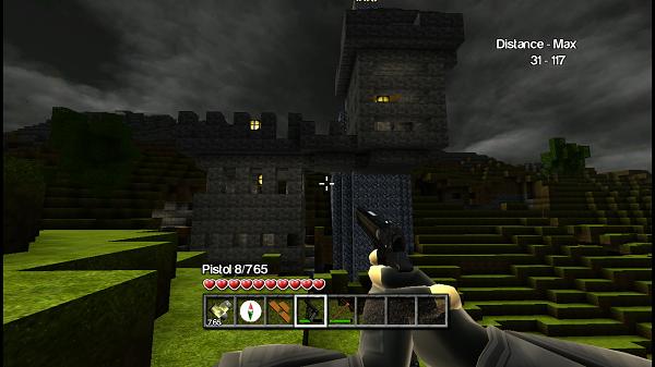 お城のつもり