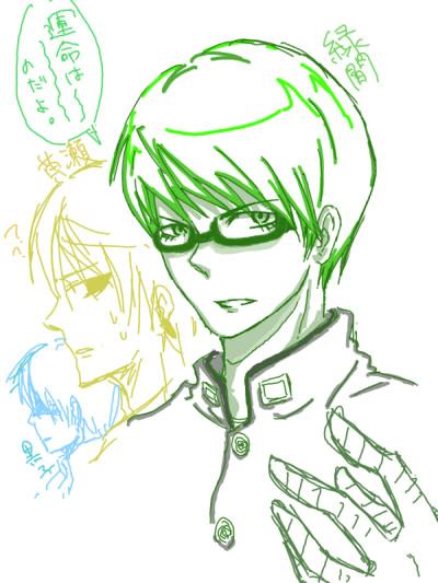 緑間さん 3