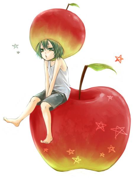 りんごフラン