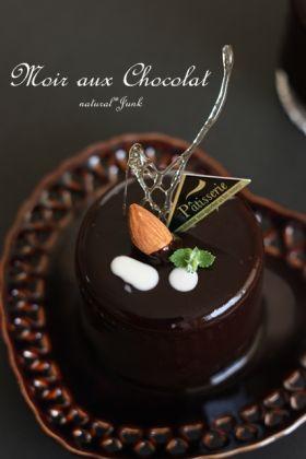 チョコケーキ 3