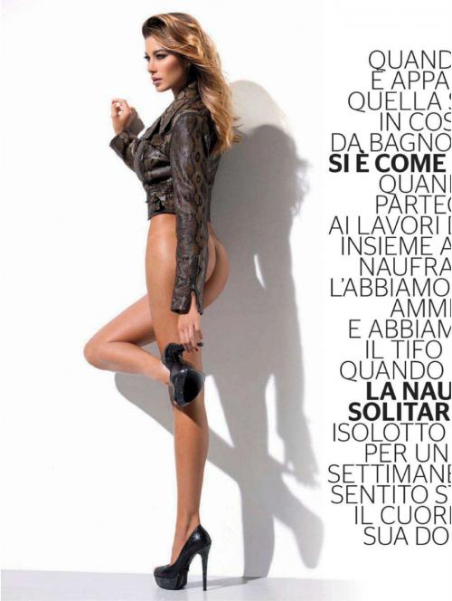 Aida Yespica  - Playboy (Italy) May 2012 08
