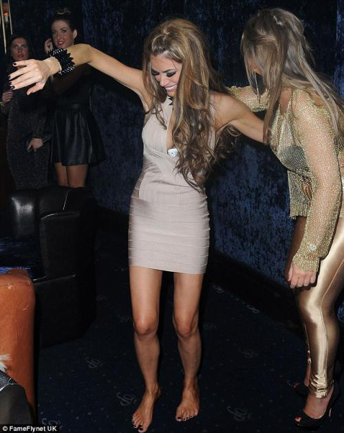 Chloe Sims hosted a party for her 31st birthday (2)