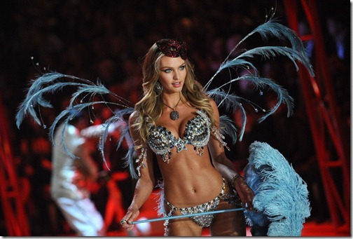 Candice Swanepoel Victoria's Secret Fashion Show 006