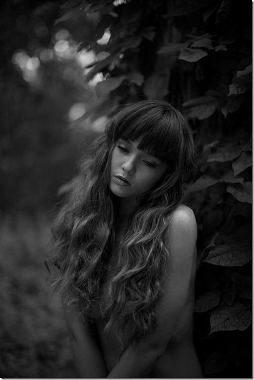 Hannah May Bambi Magazine by Paul Larson Photo Shoot (1)