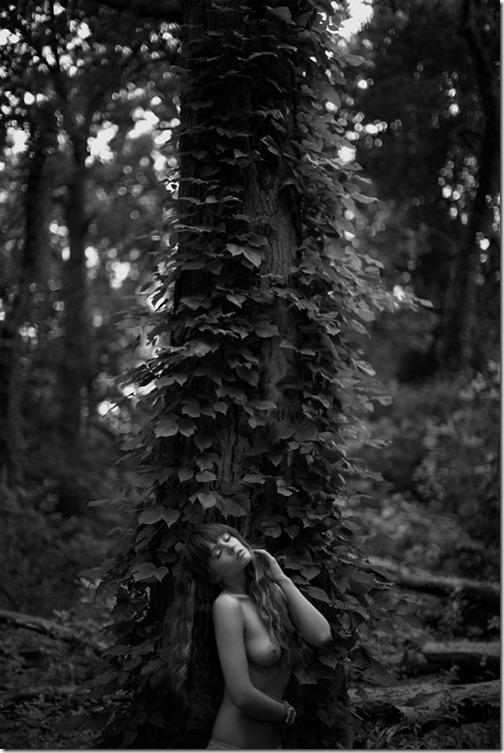 Hannah May Bambi Magazine by Paul Larson Photo Shoot (2)