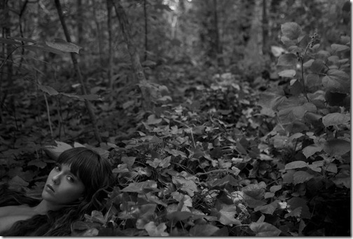 Hannah May Bambi Magazine by Paul Larson Photo Shoot (6)