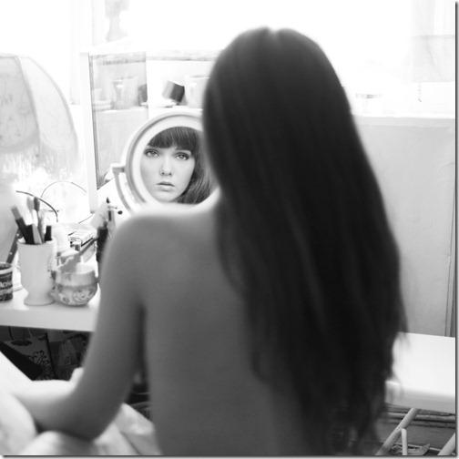 Hannah May by Rebecca Naen Photo Shoot 007