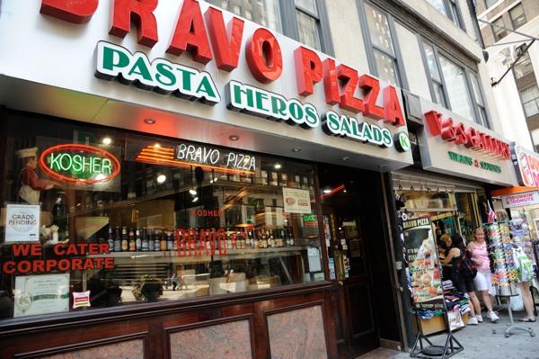 pizza屋