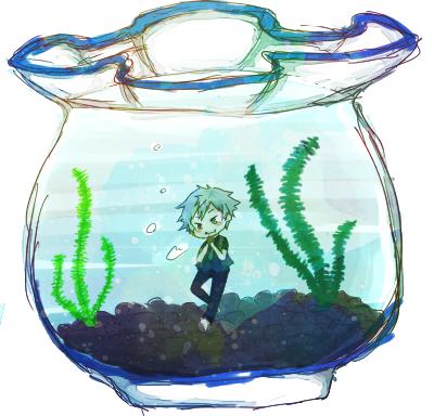 水棲ランラン