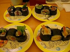 かっぱ寿司2012.10.13
