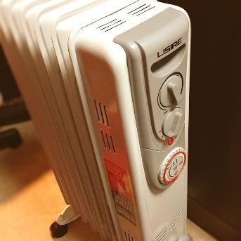 オイルヒーター20121228