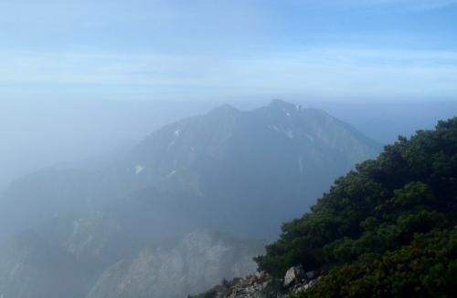 唐松岳~五竜岳~美ヶ原~霧が峰~蓼科山 066-001