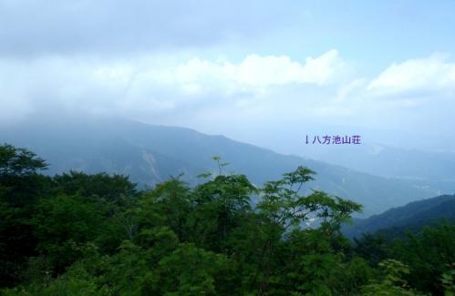 唐松岳~五竜岳~美ヶ原~霧が峰~蓼科山 103-002