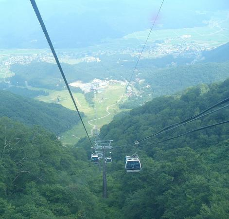 唐松岳~五竜岳~美ヶ原~霧が峰~蓼科山 118-001