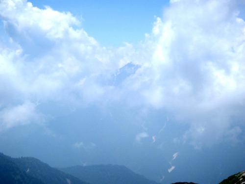 唐松岳~五竜岳~美ヶ原~霧が峰~蓼科山 061-002