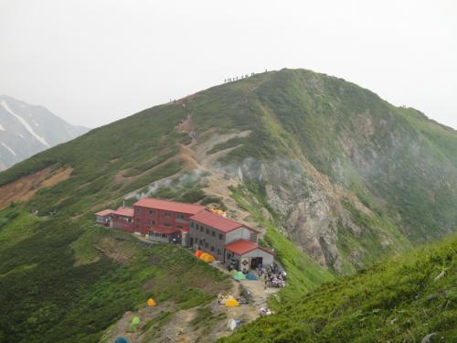 五竜岳山荘 2012.07.29-001