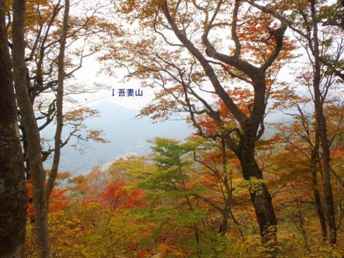 福田頭~吾妻山・烏帽子 019-001