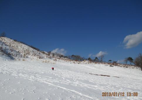 深入山スノーハイキング M 022-001