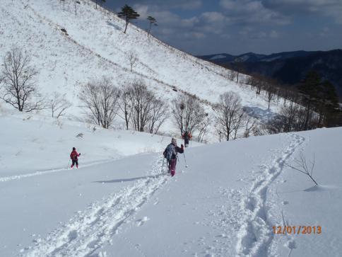 深入山スノーハイキング 033