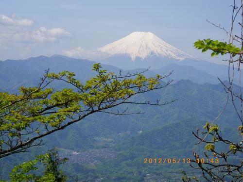 目黒・生藤山12.5