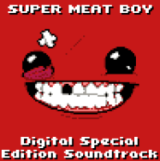 Danny Baranowsky - Super Meat Boy! Digital Special Edition Soundtrack - cover
