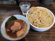 140202味玉つけ麺