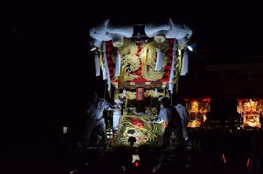 萩原祭り・本祭り⑥