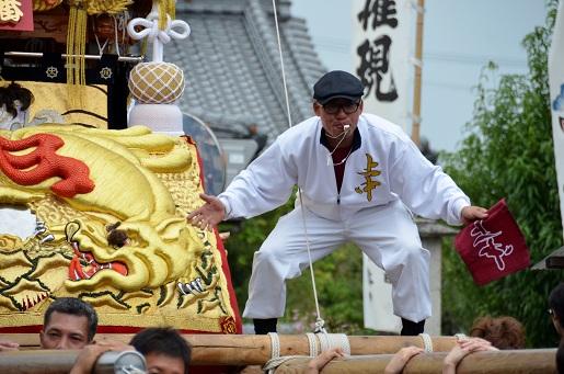 萩原祭り・本祭り⑤