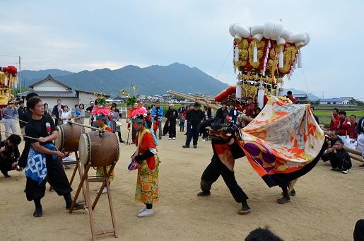 萩原祭り・本祭り④