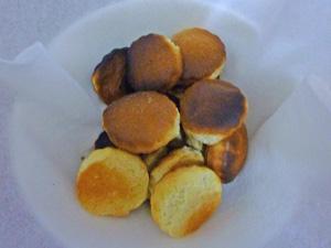 ホットケーキミックスで作ったクッキー