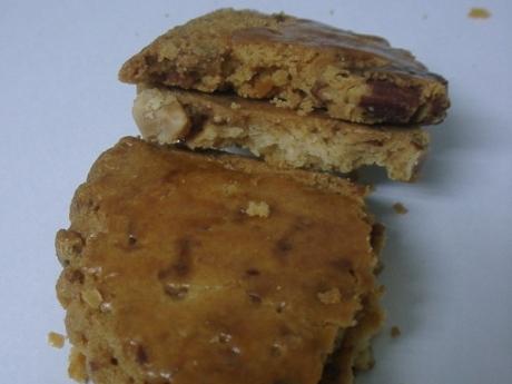 半月型2枚入りが特徴のドイツ伝統菓子。