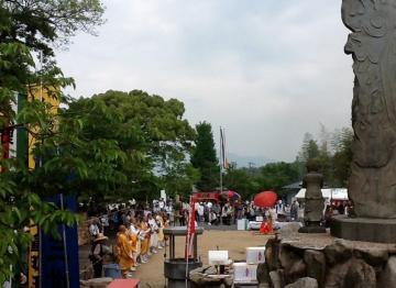 八坂寺柴燈護摩3