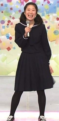 女子高生 芋セーラー服 山形セーラー服