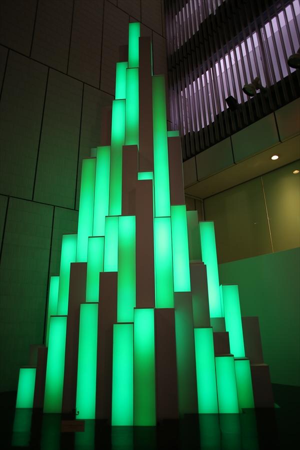 銀座灯りカラーグリーン09