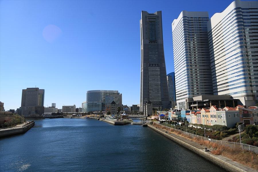 横浜スナップ02横浜景色06