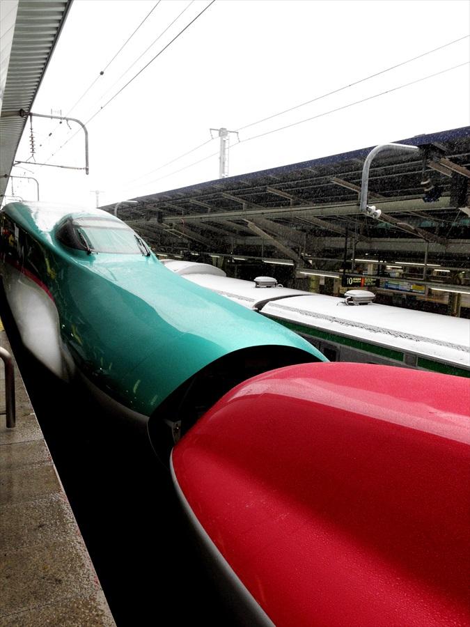 新幹線雪02