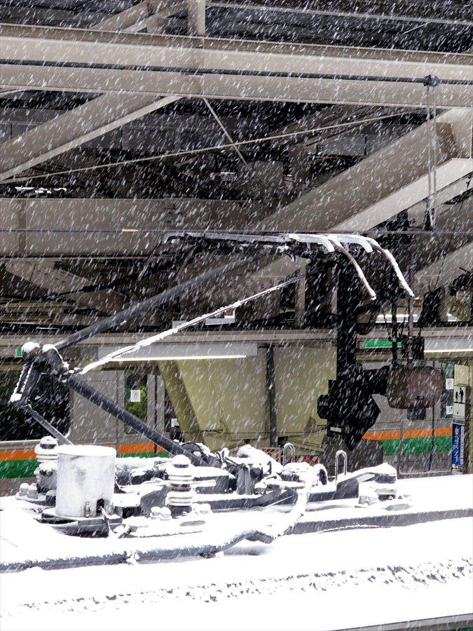 新幹線雪06