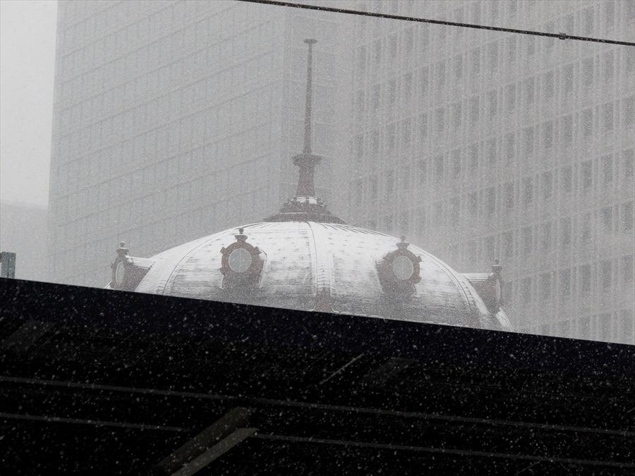 雪東京駅06