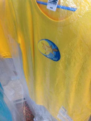高尾山Tシャツ