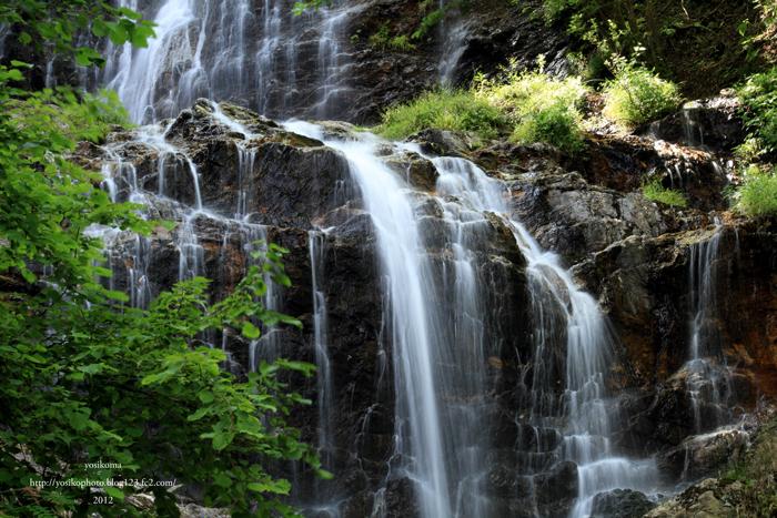 唐沢の滝3