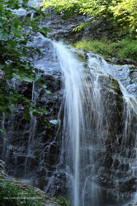 唐沢の滝4