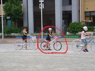 自転車教室2