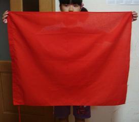 運動会の旗