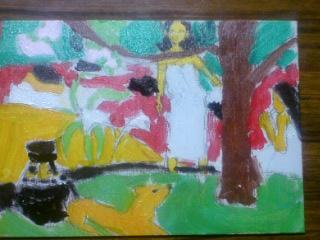 タヒチの牧歌1